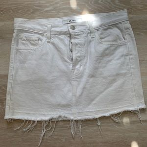 J.Brand mini skirt size 24